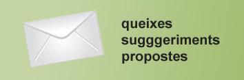 Queixes, suggeriments i propostes