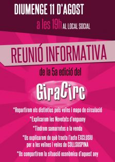Cartell promocional