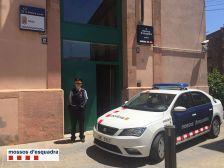 S'estrena l'Oficina Policial dels Mossos d'Esquadra del Moianès