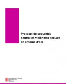 Portada del document del Protocol