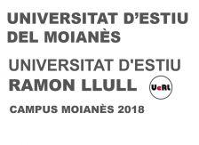 Torna la Universitat d'Estiu del Moianès amb una oferta de cursos quadruplicada