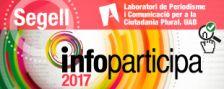 L'Ajuntament de Collsuspina recull el Segell Infoparticipa 2017