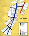 Mapa Casc Antic