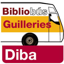 Logotip del Bibliobús Guilleries